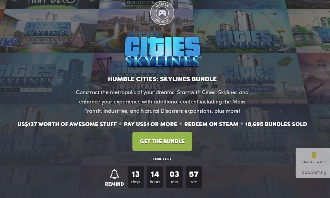 cities bundle