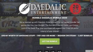 HUMBLE DAEDALIC BUNDLE 2020