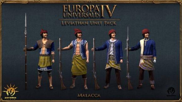 EU4 Leviathan unitpack