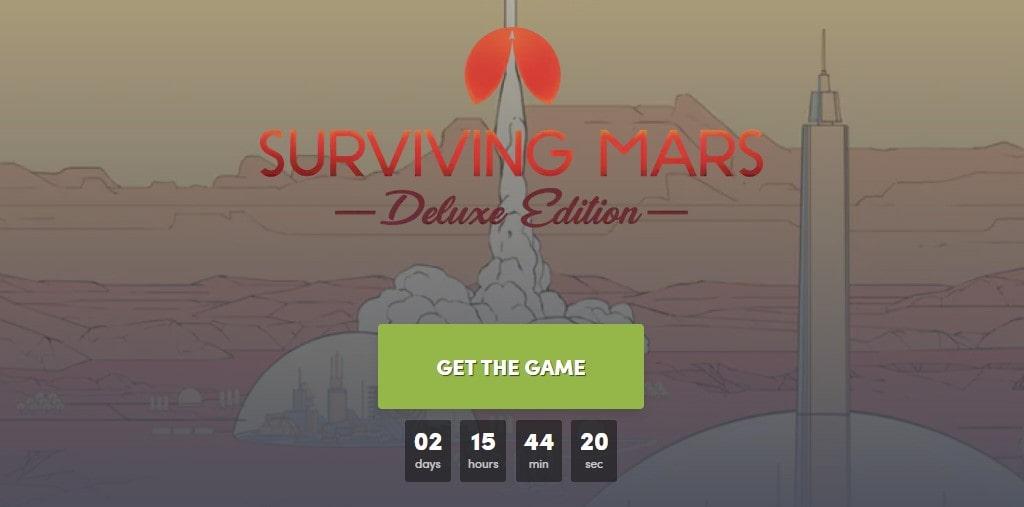 Surviving Mars free